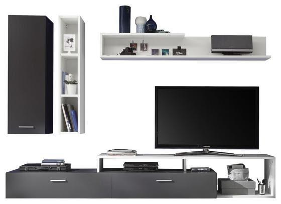 Wohnwand Modern Design Led   M Bel Schug Gmbh Wohnbereiche Download 1000 563 Wohnwand Modern ...