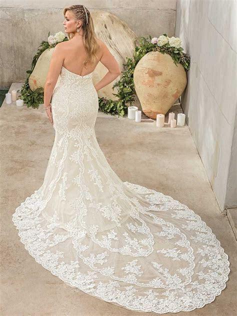 Plus Size Wedding Dress Collection   Casablanca Bridal
