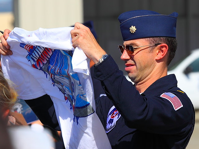 IMG_4736 Thunderbirds Pilot, Beale AFB Air Show, CA