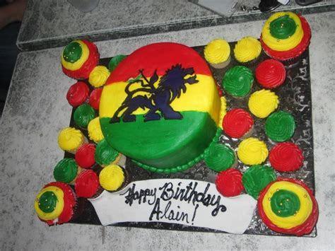Rasta cake   Party Ideas   Pinterest   Rasta cake and Cakes