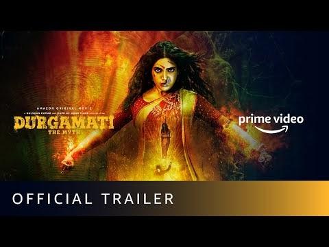 Durgamati The Myth Trailer