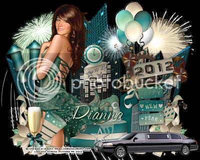 New Beginnings 2012 - Dianna