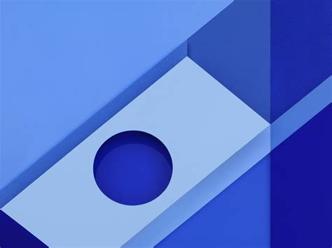 Here's how Google made the stock wallpapers in Android 6.0