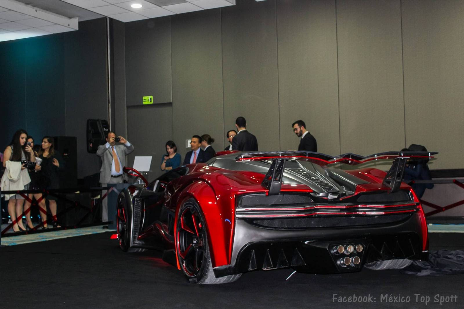 Mexicos First Hypercar The Inferno Exotic Car Isnt Just A Computer Sketch Anymore