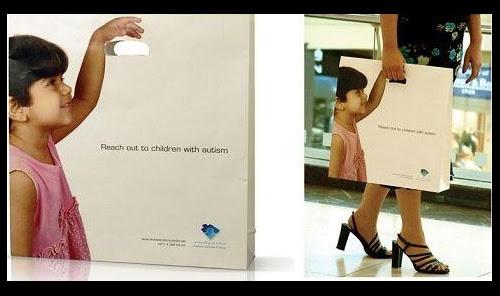 anuncio cartel Los consumidores quieren publicidad creativa