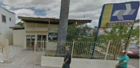 Suspeitos conseguiram fugir levando R$ 10 mil, um revólver calibre 38 e 11 munições / Foto: Reprodução/Google Street View
