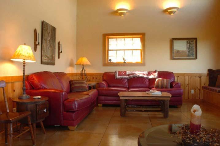 Kickass 3040 Metal Building Home W Spacious Interior Hq Plan 8