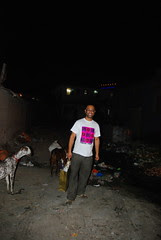 Kamal Trivedi Visits The Bandra Bazar Garbage Dump Tourist Hotspot by firoze shakir photographerno1