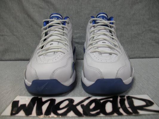 Nike Zoom Flight 96 - Black/White/Varsity Blue