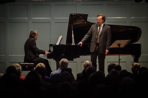 Christian Gerhaher + Gerold Huber - Sat 10 August 2013 - The Queen's Hall, Edinburgh -0041