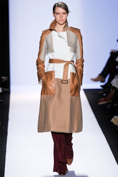 BCBG Runway Show New York Fashion Week For Fall Winter 2012