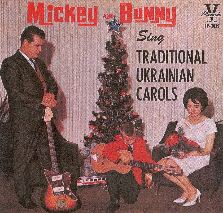 Mickey and Bunny!