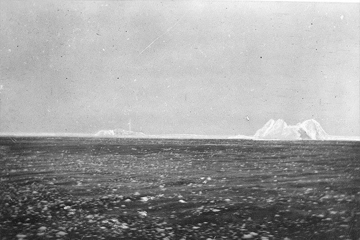 The Infamous Iceberg