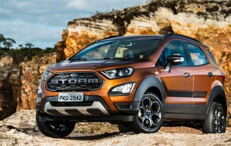 ford ecosport  review specs price ford engine