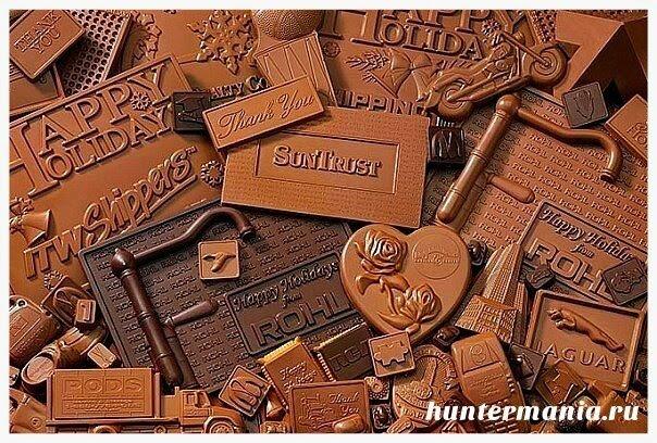 Пристрастие к шоколаду. Что делать?