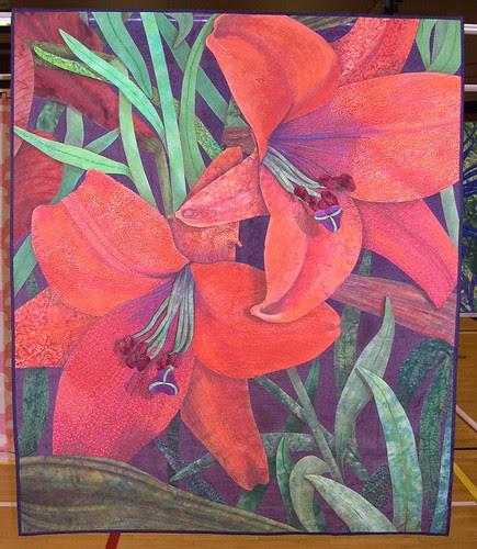 Trumpet Lillies