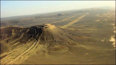 Resultado de imagen de una fuerte explosión alerta a las fuerzas sahara