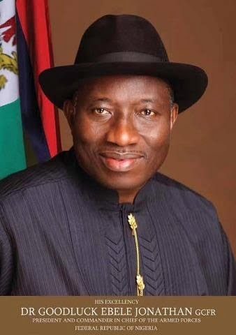 President Jonathan commissions first Nigerian-made drone