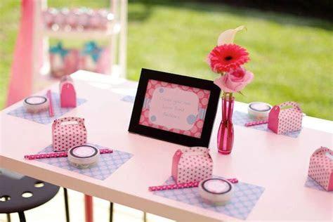 Kara's Party Ideas Salon Themed Birthday Party {Ideas