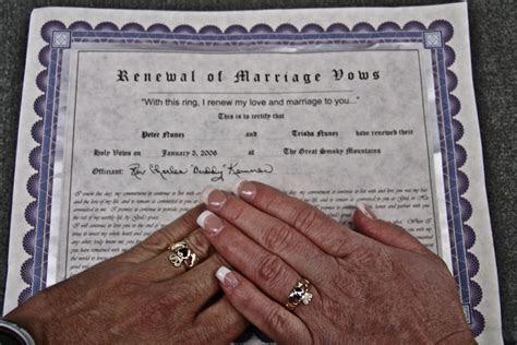 Renewal of Vows   Rabbi Robert Silverman   Miami