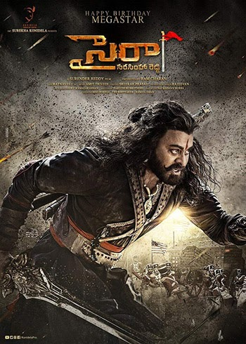Sye Raa Narasimha Reddy 2019 Hindi Movie PreDVD 480p 400MB