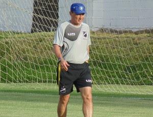 Roberto Fonseca - técnico do ABC (Foto: Carlos Arthur da Cruz/GloboEsporte.com)