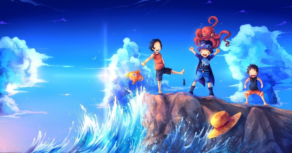20 New One Piece Wallpaper 1920X1080 - Wall Gallery
