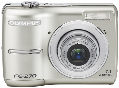 olympus fe-270 kamera