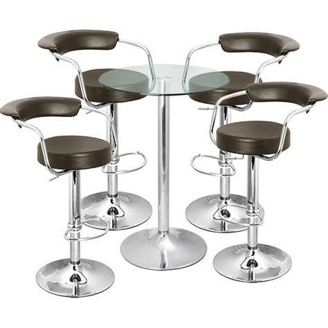 bar table  stool set iron costarical designs making