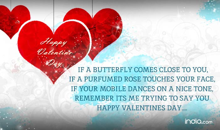 Happy Valentines Day 2016 Wishes Best Valentines Day Sms Quotes
