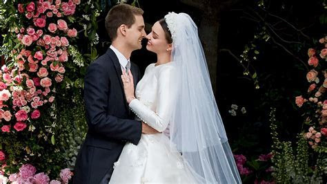 Miranda Kerr Reveals Her Stunning Wedding Dress to Marry