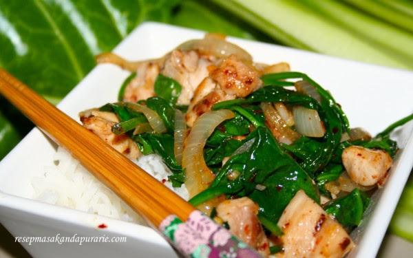 Resep Sup Ayam Jamur Tiram - SMA Jaten