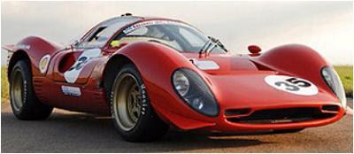 Bailey Ferrari P-4