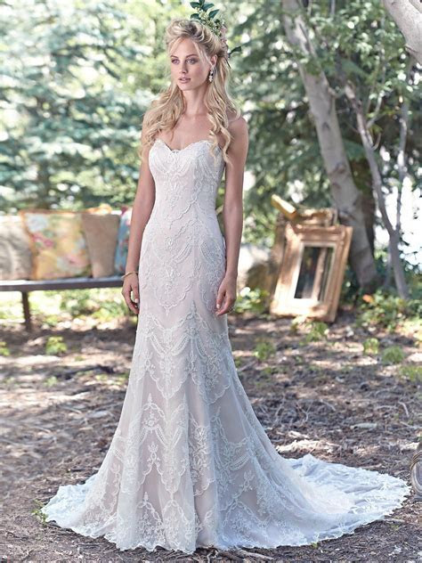 KIRSTIE by Maggie Sottero Wedding Dresses in 2019   Maggie