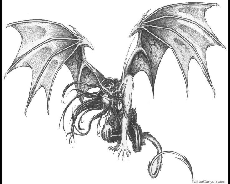 Half Angel Half Devil Drawing At Getdrawingscom Free For Personal