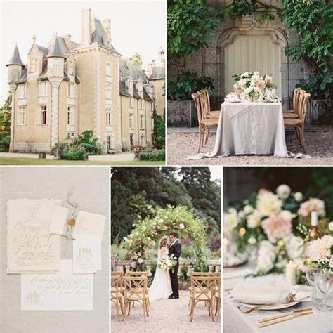 French Chateau For Weddings