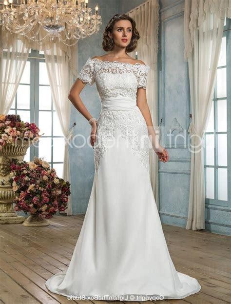 Wedding Dresses For Over 50 Second Marriage   PostParc