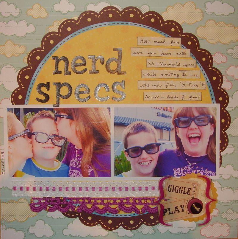 Nerd specs LO Pink Sketches 46