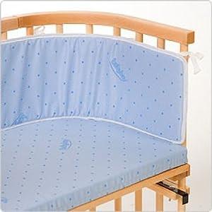 Tobi Babybay original: Matratze und Nestchen Farbe: lindgrün