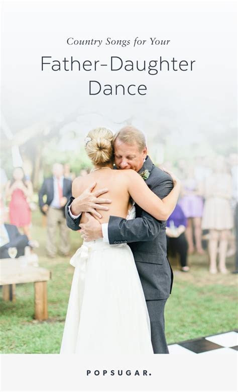 Country Father Daughter Dance Songs For Weddings