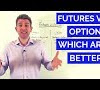 How To Do Future And Option Trading / Futures vs Options   Commitment of traders, Forex trading ... : For many investors and traders, options can seem mysterious but also intriguing.