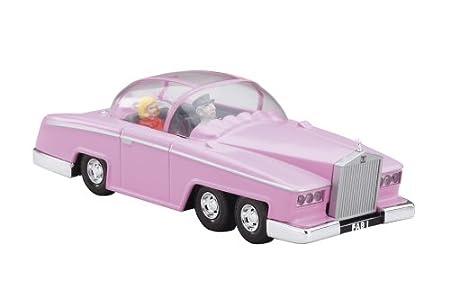 Thunderbirds Fab 1 & Parker & Lady Penelope Figure