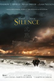 background picture for movie Silence