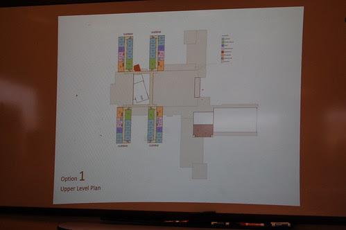 SchBldgComm: Option 1 - 2nd floor