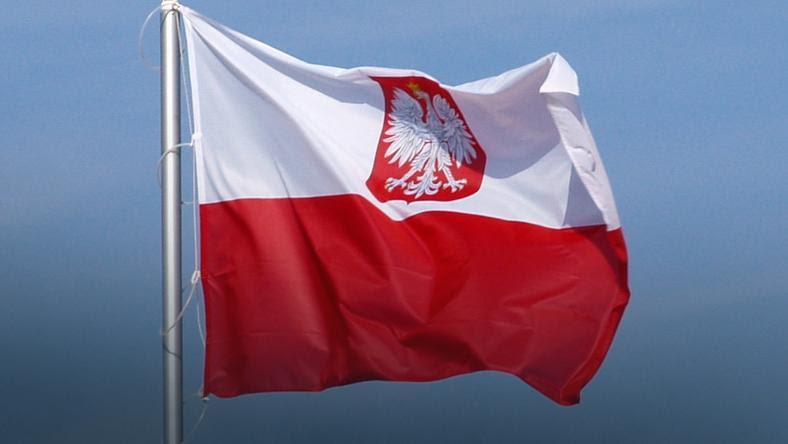 Flaga RP. , fot. Wikimedia Commons