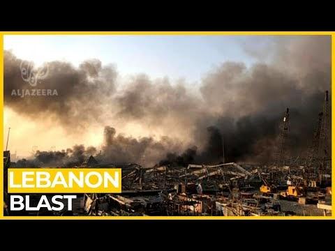 Lebanon's Beirut Explosion