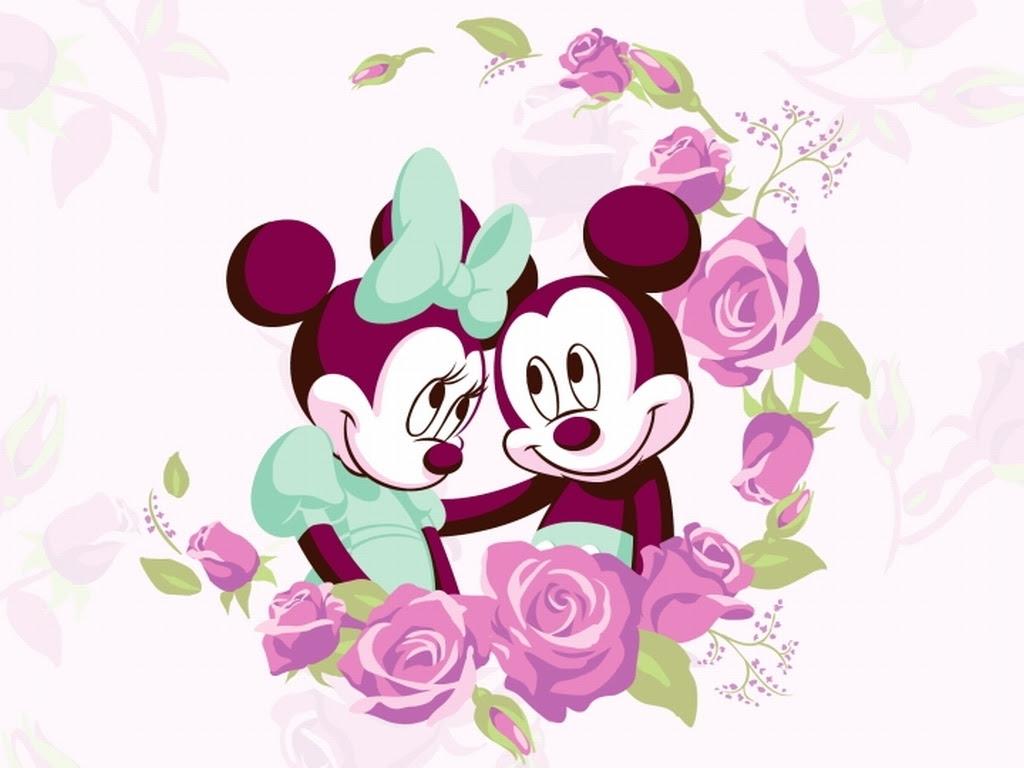 Mickey And Minnie 壁紙 ミッキー ミニー 壁紙 6583520 ファン