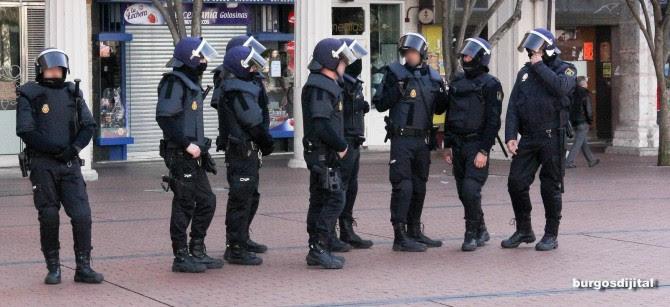 130 abogados con casco defenderán la prestigiosa corrupción de Burgos