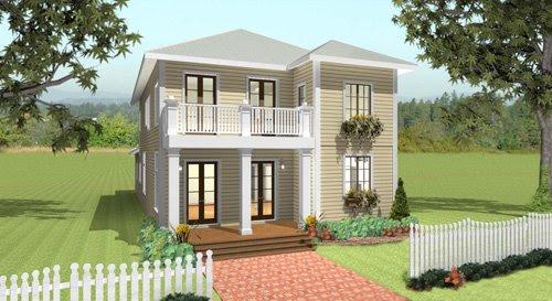 Pilihan Desain Rumah Minimalis Type 36 72 Yang Elegan Rumahminimalis Com