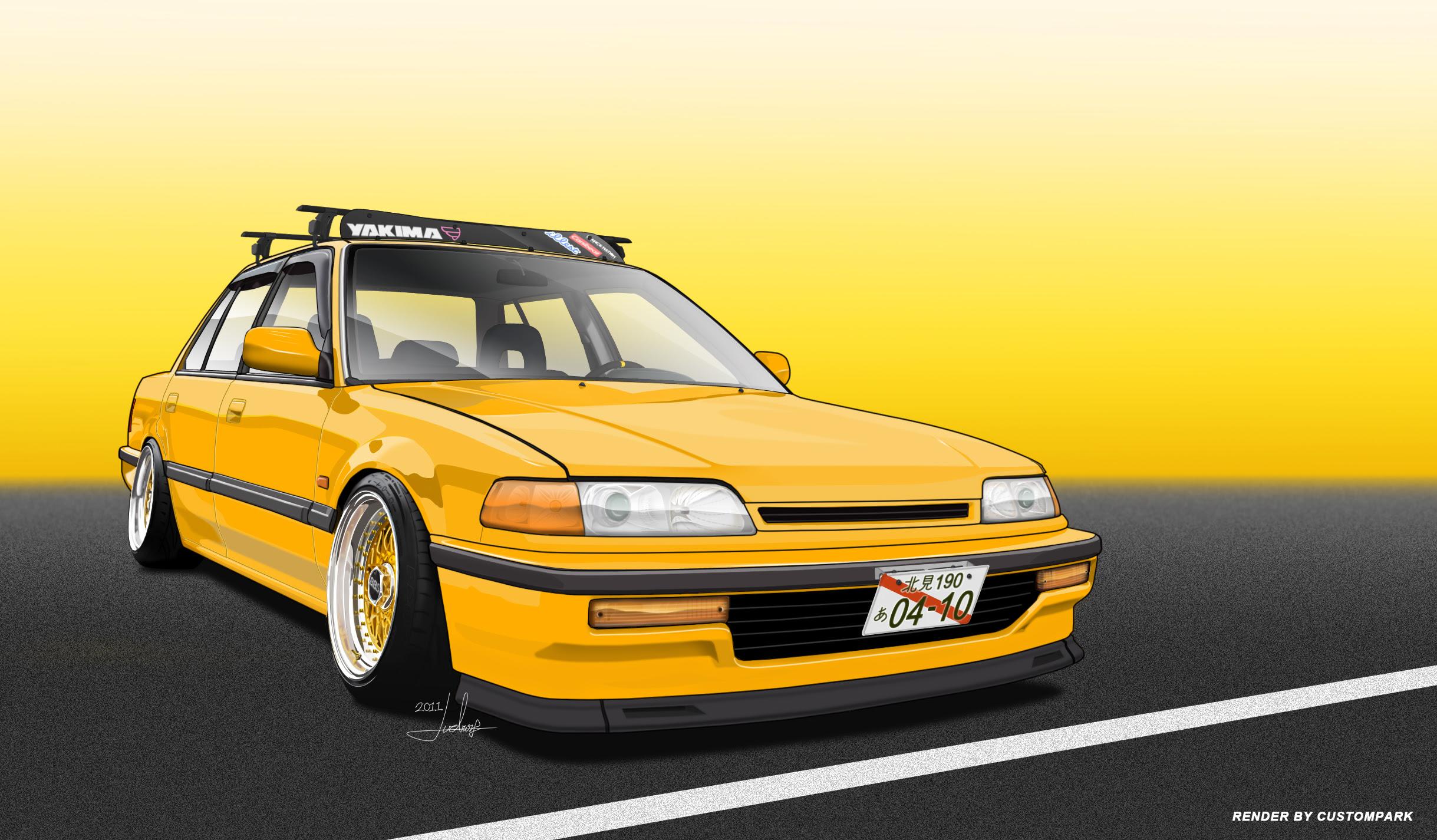 440 Koleksi Gambar Kartun Modifikasi Mobil Sedan HD Terbaik